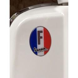 Autocollant France Dômé