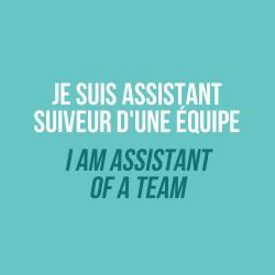 Audax - je suis assistant suiveur d'une équipe