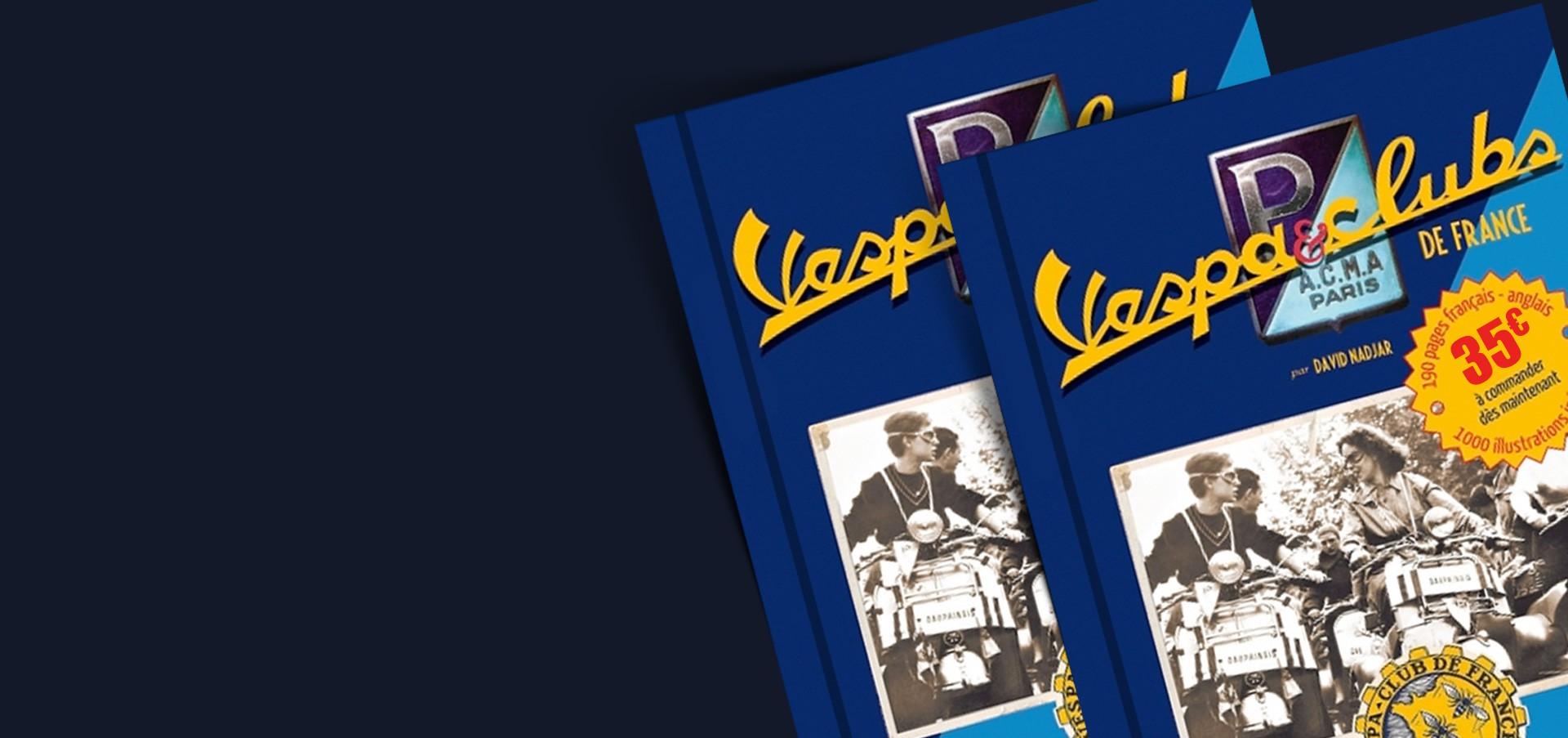 VESPA & CLUBS DE FRANCE